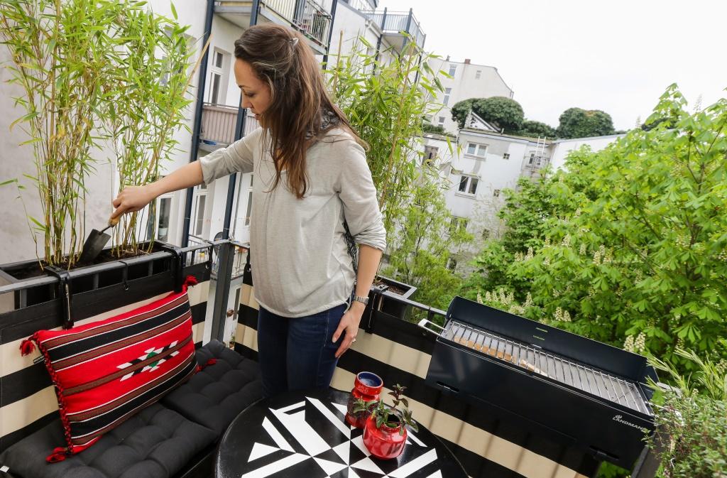 Kleine Balkone Gestalten projekte die balkongestalter