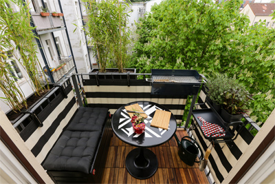 2 qm balkon im karoviertel hamburg die balkongestalter. Black Bedroom Furniture Sets. Home Design Ideas