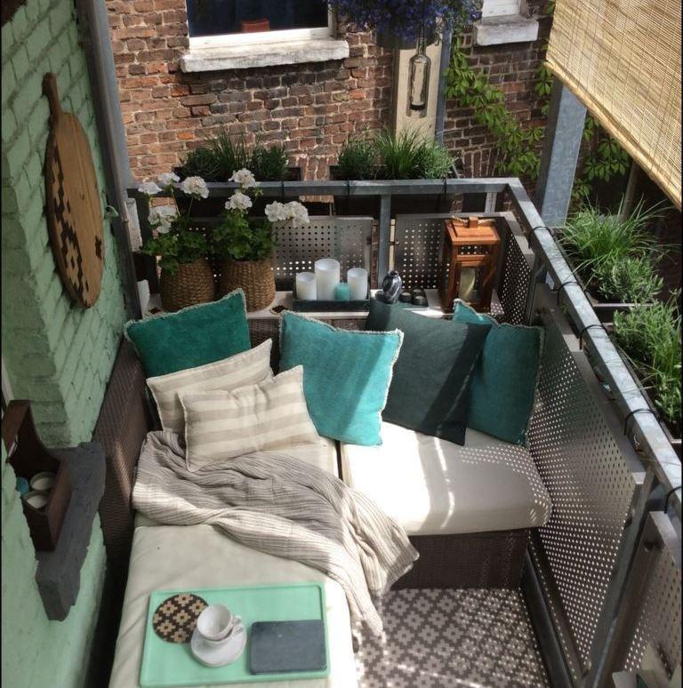 Loungesofa Balkon